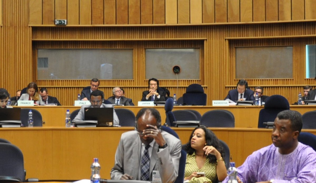 UNSC 11th Consultative Meeting Addis Ababa