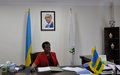 UNOAU Speaks to Rwandan Ambassador to Ethiopia and Djibouti