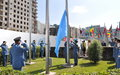 Dignitaries and UN Staff celebrate UN Day in Addis Ababa
