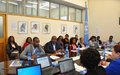 UN Gender Cluster consults with AU Gender Directorate on continental gender strategy